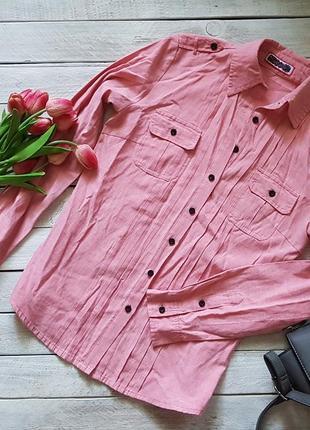 Стильна та ніжна рубашка від sweet miss