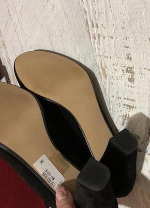 Туфлі із натуральної замші,від san marina2 фото