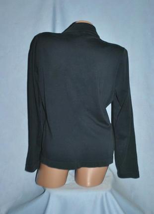 Стильный, трикотажный пиджак3 фото