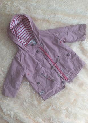Ветровка,куртка ,курточка next 6-12 мес