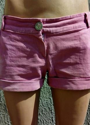 Красивые, пудровые шорты.