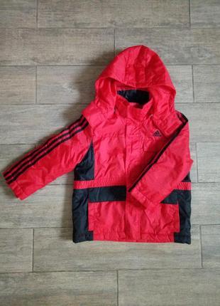 Классная демисезонная курточка adidas!