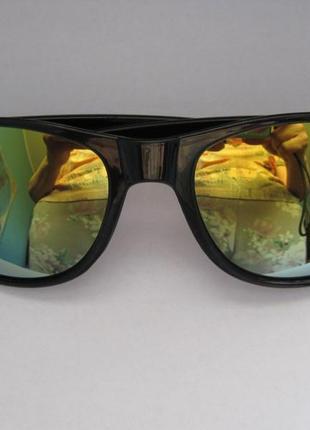 1 очки солнцезащитные,зеркальные