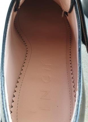 Закрытые туфли inch24 фото