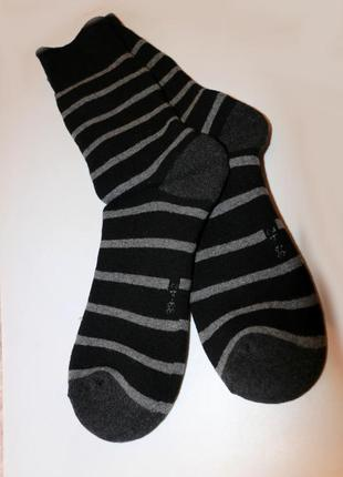Мужские качественные махровые носки р.39-42 livergy германия