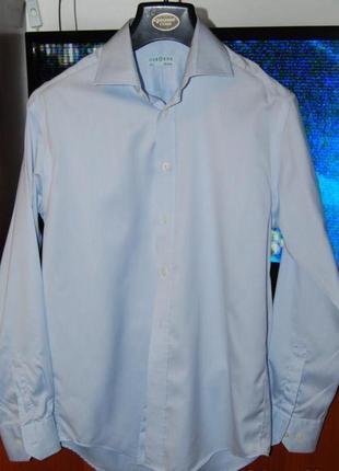Отличная фирменная натуральная рубашка