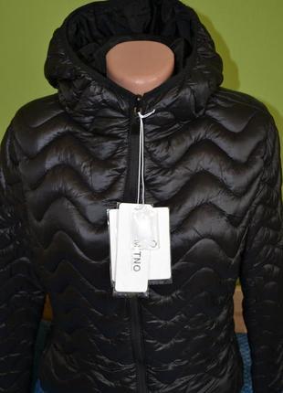 Двусторонняя демисезонная куртка  l/m италия