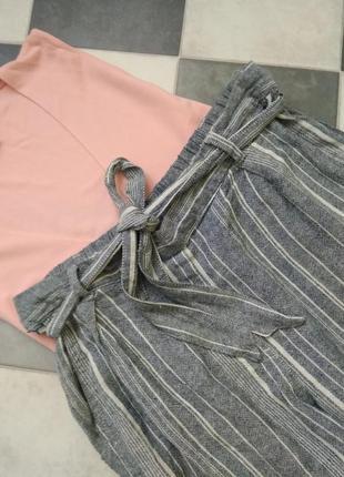 Стильные брюки в полоску от new look3 фото