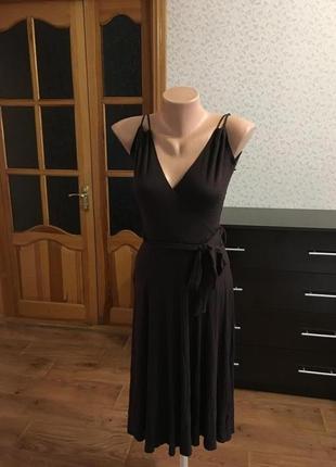 Трикотажное платье new look