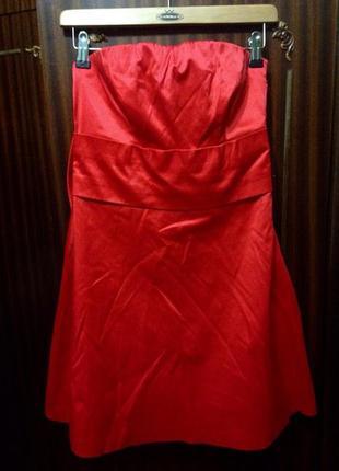 Шикарное вечернее платье asos