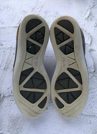 Оригинальные кроссовки clarks3 фото