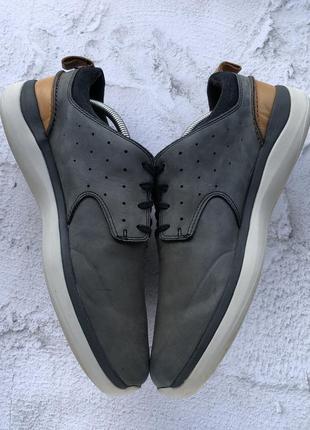 Оригинальные кроссовки clarks5