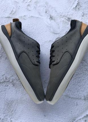 Оригинальные кроссовки clarks6