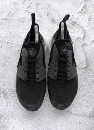 Оригинальные кроссовки nike air huarache рефлективные7 фото