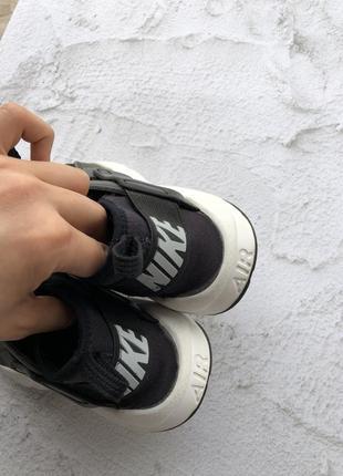 Оригинальные кроссовки nike air huarache рефлективные5 фото