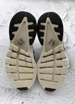 Оригинальные кроссовки nike air huarache рефлективные4 фото