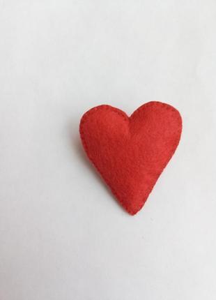 Брошь сердце, брошка серце!2