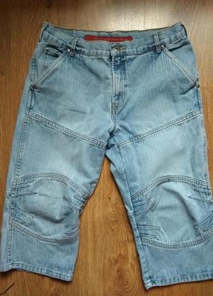 Бриджи шорты джинсовые southern denim