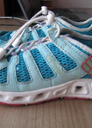 Летние кроссовки columbia 32 размер