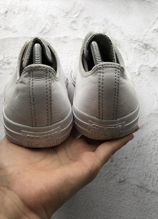 Оригинальные кроссовки converse chuck taylor6 фото