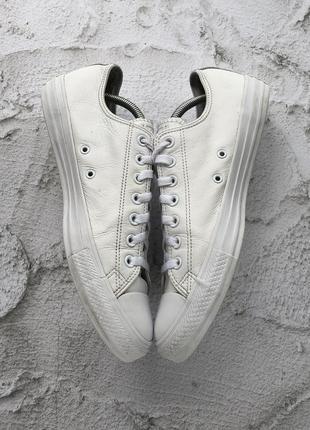 Оригинальные кроссовки converse chuck taylor5 фото