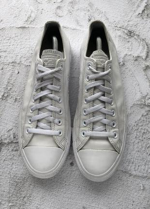 Оригинальные кроссовки converse chuck taylor2 фото