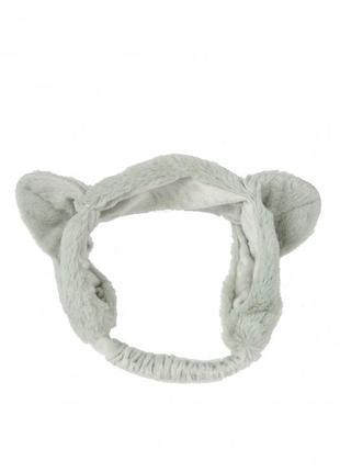 Повязка косметическая для волос ушки