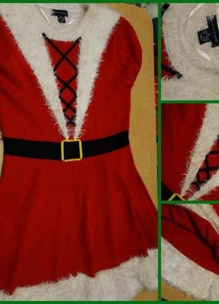 Atmosphere новогоднее платье м новорічна сукня