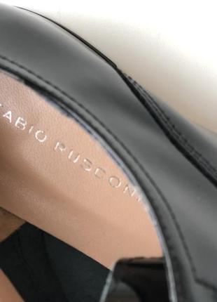 Туфли в мужском стиле fabio rusconi3 фото