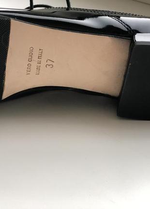 Туфли в мужском стиле fabio rusconi4 фото
