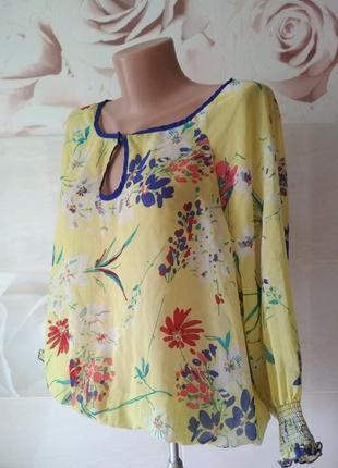 Блуза sweet miss цветочный принт