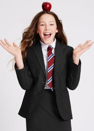 Шикарный школьный пиджак девочкам из англии