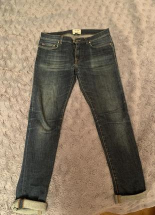 Acne studios мужские джинсы оригинал новые