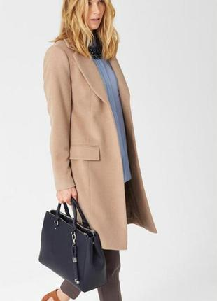 Стильное кашемировое пальто от glamour.