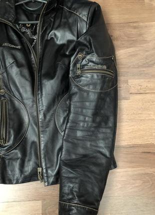 Куртка кожаная, шкіряна4 фото