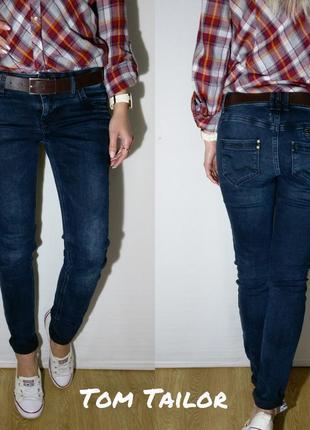 Красивые комфортные джинсы tom tailor