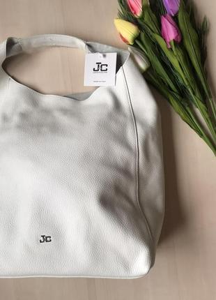 Кожаная сумка/белая кожаная сумка/брендовая сумка
