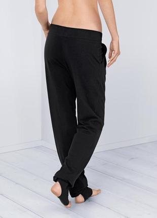Идеальный выбор для занятий йогой - свободные и очень удобные штаны от tchibo, германия