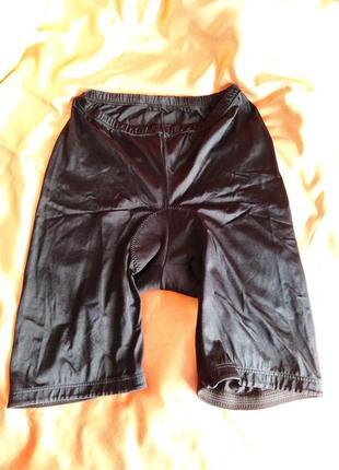 Итальянские  шорты (велошорты c памперсом ) для спорта  xxl