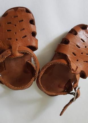 Італійські сандалики1 фото