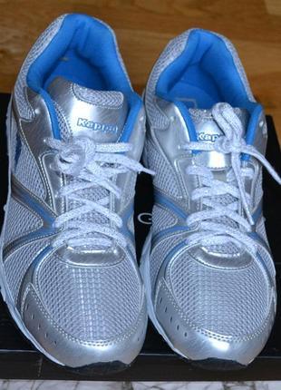 Мужские кроссовки kappa размер по стельке 28 для активной ходьбы