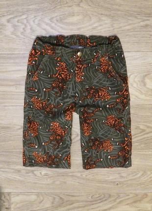 Легкие шорты h&m 4-5 лет 110 см. идеальное состояние