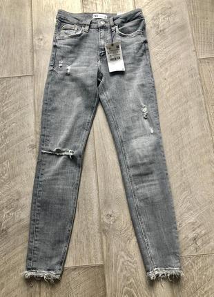 Очень классные джинсы zara4 фото