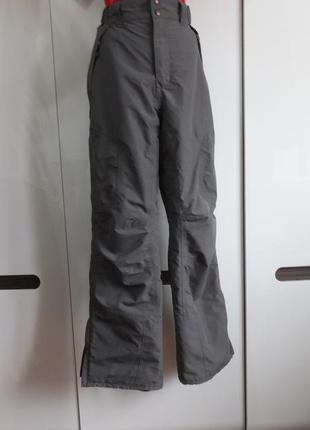 Лыжные мембранные штаны rodeo sport c&a германия р.м