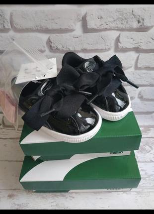 Кроссовки puma basket