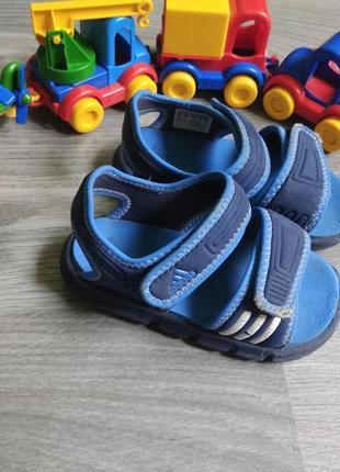 23р adidas сандалии босоножки
