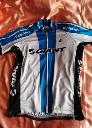 Спортивная футболка для фитнеса, велофутболка 48-50
