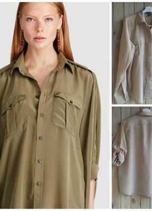 59c2c780112 Шелковые женские рубашки 2019 - купить недорого вещи в интернет ...