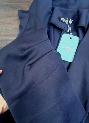 Пальто неопреновое gepur, р. 382 фото