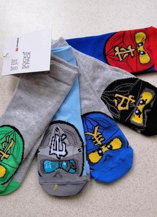 Носки lego ninjago1 фото